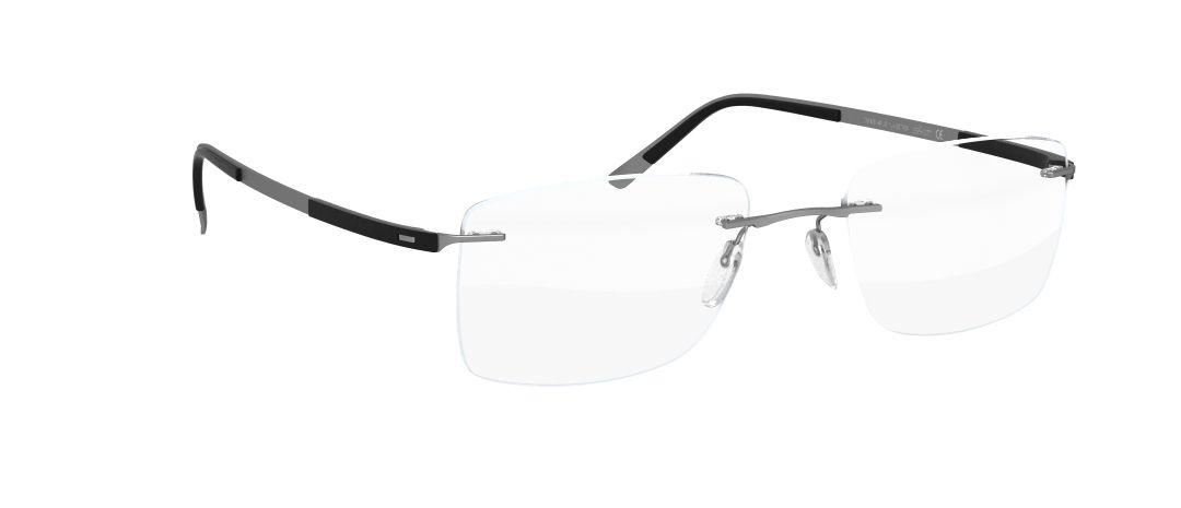 Occhiali da Vista Silhouette TITAN CONTOUR 5411 6063 iDsUBB