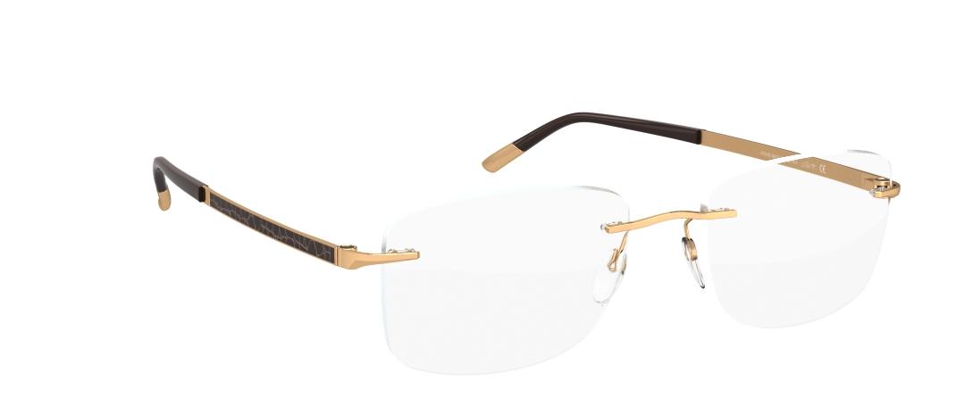 Occhiali da Vista Silhouette Charming Diva 5512 DE 7520 6hO1Txgn3V