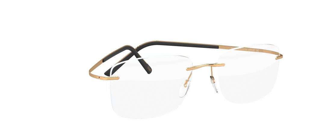 Occhiali da Vista Silhouette Prestige 5480 DC 7520 5DL5RuF